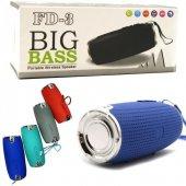 Bluetooth Hoparlör Big Bass