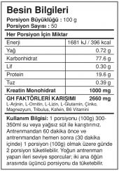 BIGJOY BIGMASS GAINER GH+ 5KG +3 HEDİYE-2