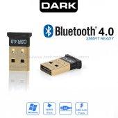 Dark Bluetooth 4.0 Usb Alıcı Dongle Xbox Ps4...