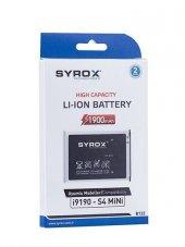 Syrox Samsung S4 Mini (9190) Batarya