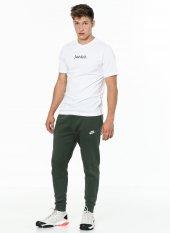 Nike Bv2671 370 M Nsw Club Jggr Bb Erkek Tek Alt