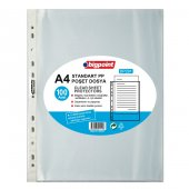 Bigpoint Poşet Dosya Standart 40 Mikron 100lü Paket