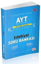 Editör Ayt  Konsensüs Edebiyat Soru Bankası