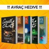 Agatha Chrıstıe 5 Kitap Set Ücretsiz Kargo