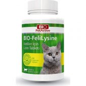 Biopetactive Bio Felilysine Kedi Lizin 90 Tablet Skt:07/2023