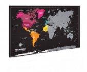 Deluxe Scratch Map Kazınabilir Dünya Haritası