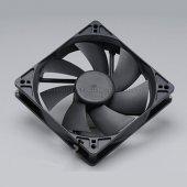 Akasa Classic Black 12cm Fan (Ak Dfs122512l)