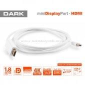 Dark 1.8m Mini Display Port Hdmı 4k Destekli...