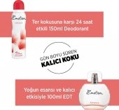 Emotion Romance EDT Kadın Parfüm 50 ml & Deodorant 150 ml-4