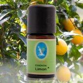 Nuka Organik Limon Yağı 10 Ml. (Soğuk Pres)