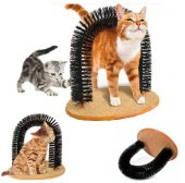 Purrfect Arch Kedi Tırmalama Kaşıma Tahtası Kedi Kaşıma Tırmalama