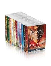 Brenda Joyce Romantik Kitaplar Serisi Takım Set (11 Kitap)