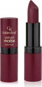 Golden Rose Velvet Matte Ruj 32
