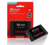 Sandisk Plus New 480GB 535Mb-445Mb 2.5inch Sata 3 SSD Disk (SDSSDA-480G-G26)