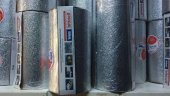 Alüminyum Kaplı Ses Yalıtım İzolasyon Bandı Bant 30 Cm 10 Mt
