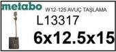 El Aleti Kömürü Metabo W12125 Avuç Taşlama L13317