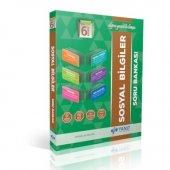 Yanıt Yayınları 6.Sınıf Sosyal Bilgiler Soru Bankası Yeni Müfredat