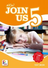 New Join Us 5 Students Book+vocabulary & Test Book+test Book