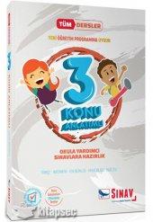 3. Sınıf Tüm Dersler Konu Anlatımlı Sınav Yayınları