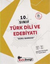 Kafadengi 10. Sınıf Türk Dili ve Edebiyatı Soru Bankası - Münire