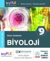 Birey Eğitim Yayınları PLE 9. Sınıf Biyoloji Konu Anlatımlı