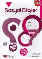 Nitelik Yayınları 7. Sınıf Sosyal Bilgiler Soru Bankası
