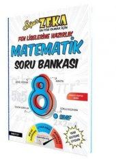 8.Sınıf Fen liselerine Hazırlık Matematik Soru Bankası