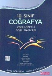 Esen Yayınları 10.Sınıf Coğrafya Konu Özetli Soru Bankası