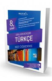 Netbil 8. Sınıf Sıra Arkadaşım Türkçe Net Öğrenme 2019