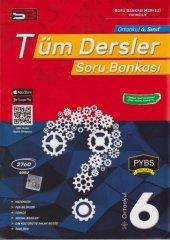 Soru Bankası Merkezi Tüm Dersler Soru Bankası 6
