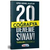 Yediiklim Yayınları Kpss Coğrafya Tamamı Çözümlü 20