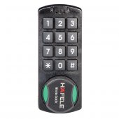 Hafele Elektronik Şifreli Kilit MINILOCK - 225.12.340-2