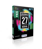 Yanıt Ayt Çözümlü 27 Kimya Branş Denemesi (Yeni)