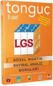 Tonguç Akademi 8. Sınıf LGS Sözel Mantık Sayısal Analiz Soruları