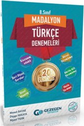 8. Sınıf Türkçe Madalyon Denemeleri Gezegen Yayınları