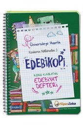 Hiper Zeka Üniversiteye Hazırlık Konu Kavratan Edebiyat Defteri