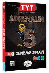 Tyt Adrenalin 5 Deneme Sınavı Biders Yayıncılık