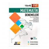 TYT Matematik 18x40 Denemeleri Hız ve Renk Yayınları
