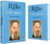 Rilke Toplu Şiirler-2 Cilt Takım