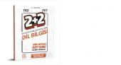 Benim Hocam Yayınları YKS TYT Dil Bilgisi 2+2 Soru Destekli Özet