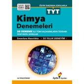 Aydın Yayınları Tyt 30 Kimya Denemeleri