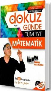 Yarı Çap Yayınları Dokuz Günde Tüm Tyt Matematik