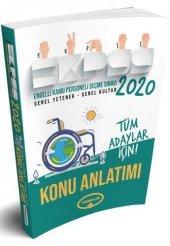 2020 Ekpss Tüm Adaylar İçin Konu Anlatımı Yediiklim Yayınları