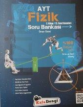 Kafadengi AYT Fizik Soru Bankası 2. Kitap Yeni Orta ve İleri Düze