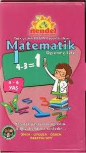 Nendel Eğitim Teknoloji 1.Sınıf Matematik Seti