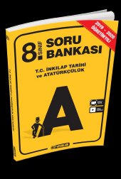 8. SINIF T.C. İNKILAP TARİHİ SORU BANKASI 2020
