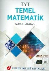 Fen Bilimleri YKS TYT Matematik Soru Bankası Venüs Serisi