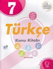7. Sınıf Türkçe Konu Kitabı Palme Yayınları
