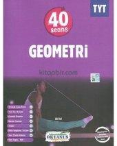 TYT 40 Seans Geometri Soru Bankası Okyanus Yayıncılık