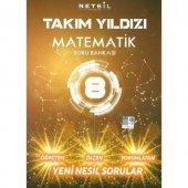 Netbil Takım Yıldızı 8.Sınıf Matematik Soru Bankası
